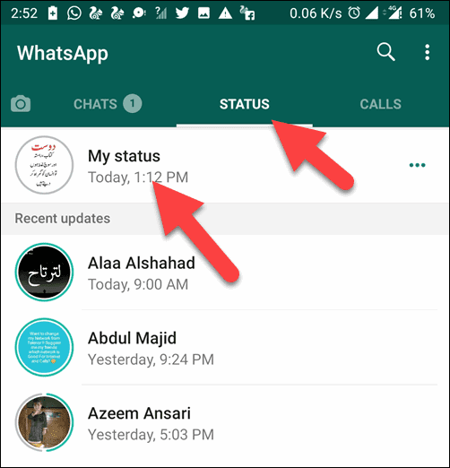 How To Check Who Viewed My Whatsapp Profile Dowpie