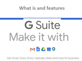 G Suite and features