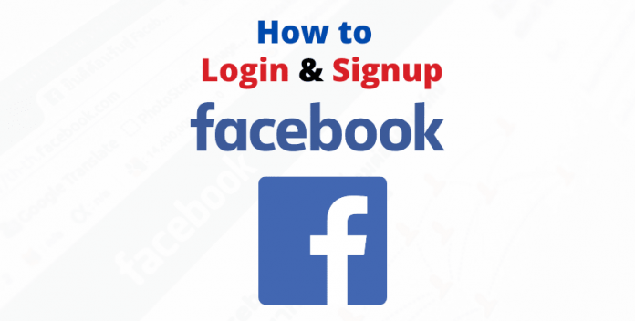 How To Welcome Facebook Log In Signup Facebook Login Sign Up
