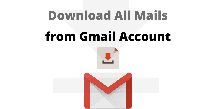 Download Gmail Mail to Computer