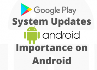 Google Play System updates Android