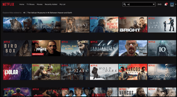 How to Find and Play Netflix 4K Content Or Ultra HD Titles