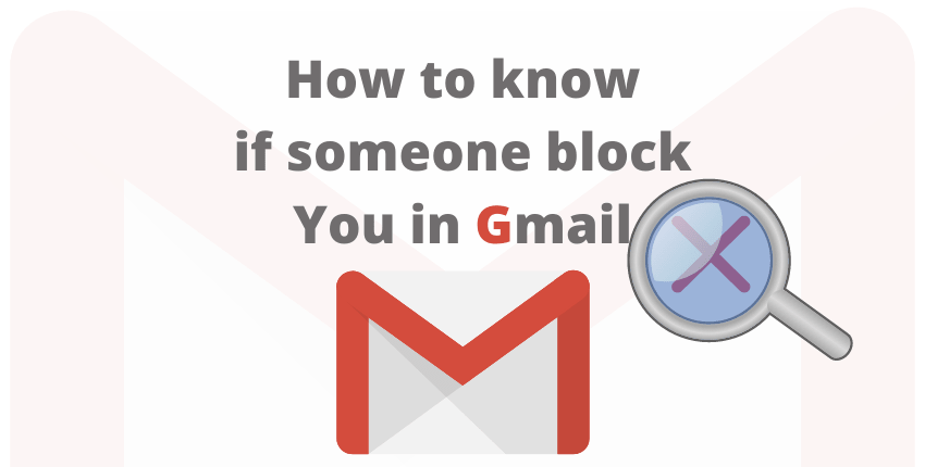 know if you block in gmail