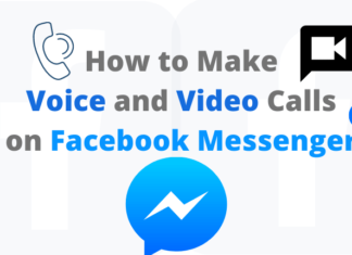 Messenger voice and video calls