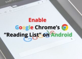"""How to Enable and Use Google Chrome's """"Reading List"""" on Android"""