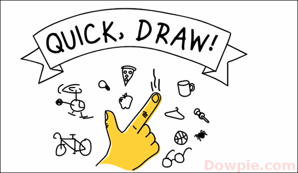 Quick, Draw Game
